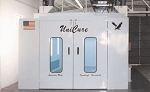 UE2489DSE Downdraft Side-Exhaust Spraybooth